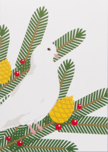 Art Institute Snow Dove 2
